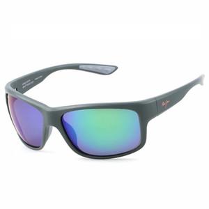상표마우이짐망 선글라스 2020 자외선 보호 편광 서핑 / 낚시 해변 안경 패션 여성 럭셔리 디자이너 선글라스