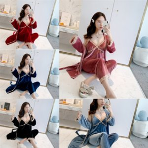 FXO Simple Sleepwear Pyjamas Femme Homewear Coton Sleeve Sleeve Dames Pijama Ensembles Pajamas Cute Dame Soie Pyjamas Short Cartoon Lounge