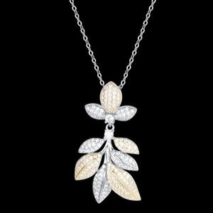 Fahmi 2020 Novo Popular 100% 925 Sterling Silver Necklace2-20 Alta Qualidade Original Jóias Para As Mulheres Party Wedding Gift