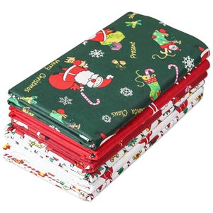 Christmas theme: cotton, snowman and printed diaper art basin made by Santa Claus, 6 bags