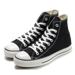 Drop Shipping Brand 15 Colors Tamaño 35-46 High Top Sports Stars Low Top Top Top Classic Lienzo Zapatillas Zapatillas De Zapatillas Casuales De Las Mujeres De Los Hombres Venta al Por Mayor