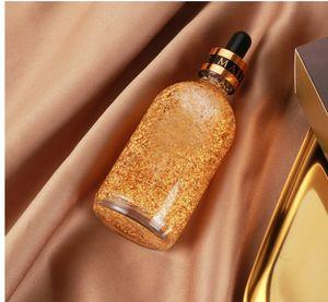 2020 Venda Quente 24k Goldzan Gold Essence Facial Hidratante Essência FedEx Frete Grátis