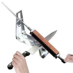 Fixed Angle Quick Sharpener Professional Whetstone Sharpener Kitchen Knife Sharpenerystem Kitchenware Kitchen Tools Gadgets
