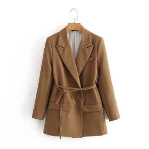 On behalf of foreign trade women's clothing single store withdrawal export professional suit small suit Lace Up Jacket entity wholesale