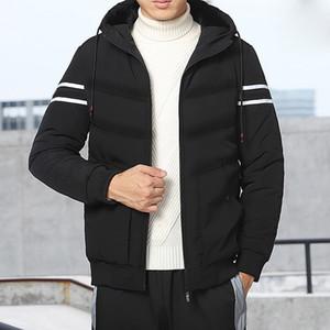 Parkas Men Thick Down Jacket 2020FW Classic Active Outerwear Womens Winter Coats Casual Jackets Mens Tops Asian Size Plus Size Wholesale
