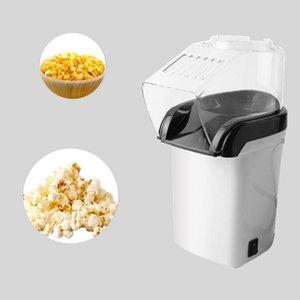 110V 220V EU Electric Corn Popcorn Maker Household Automatic Mini Hot Air Popcorn Making Machine DIY Corn Children Gift