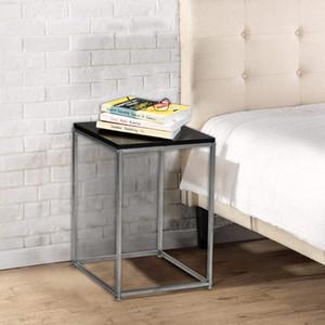 Fashion End Table Salon Table basse Creative Ferough Fire Salon Canapé-lit Table à coucher