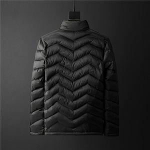 L4 Men winter jacket comfortable soft down jacket 90% casual leveda maya fashion coat size M-3X 11