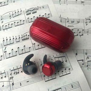Известный стилист Беспроводные Bluetooth Earbuds TWS Наушники Стильные наушники Дизайнеры Sport Headest Зарядка Шарниковая Гарнитура 4 Цвет Доступны