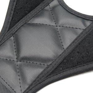 APTOCO 조정 가능한 백우치 보정기 쇄골 척추 뒤쪽 어깨 요추 여성용 버팀대 지원 벨트 자세 보정