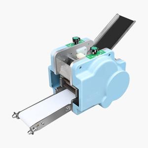 Electric Tappling Workper Вращающаяся машина / Упаковочная машина для пельмени / Машина Wonton Slice Machine 110V / 220V