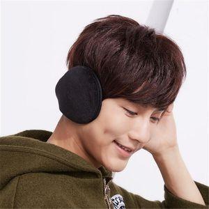 Unisex Winter Earmuffs Soft Thicken Headband Plush Ear Cover Muff Protector Ear Warmer Winter Earflap Men Women Girls Q bbywLS