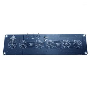 DIY IN14 In4 Nixie 튜브 디지털 LED 시계 선물 회로 기판 키트 PCBA, 튜브 없음