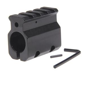 20mm einstellbarer Gasblock Einzelne Picatinny-Schienenmontage .223 LR-308 Barrel .750 \