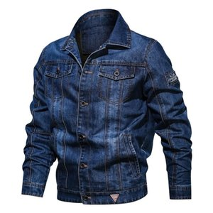 Ymwmhu 5xl 6xl giacca denim uomo blazer primavera autunno marca maschio slim fit casual jeans vestito giacca uomo cappotto terno masculino