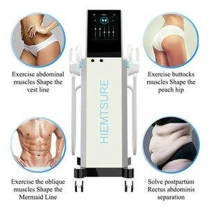 2021 Hiemt Sclempting System System Emslim Muscle Support Maclet Machine Electromagnetic Muscle Trainer Telasculpting Салон красоты Оборудование