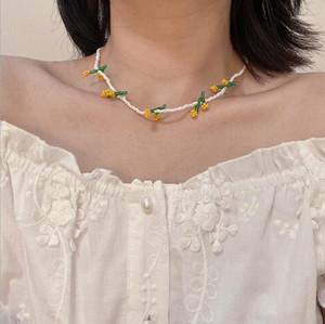 Dongdaemun della Corea del Sud che acquista la stessa collana della collana della collana della collana della collana della ciliegia del ciliegio del ciliegio