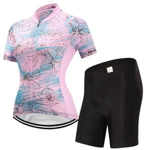 STRAVA Pro Women Cycling Set MTB Bike Clothing Women Racing Bicycle Clothes Ropa Ciclismo Cycling Wear Jersey Set