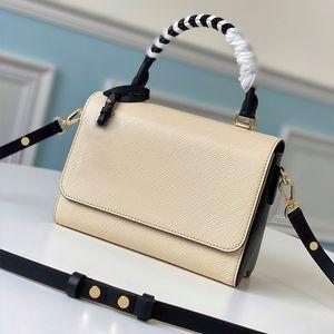 Comércio Exterior Original Original Bolsa feminina de alta qualidade de couro genuíno bolsa cosmética luxo grande designer mensageiro saco europeu, americano