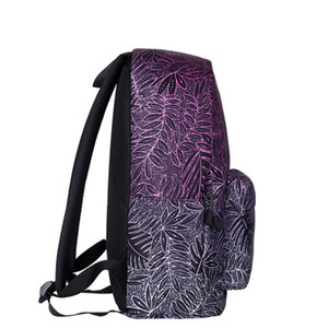 Children School Bags Canvas Women Backpack Fashion Bag School Bags For Teenagers Printing Backpacks For Girls