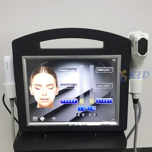 4D HIFU Vmax Hifu Wrinkle Removal For Face And Body body slimming 12 lines High Intensity Focused Ultrasound Hifu Machine