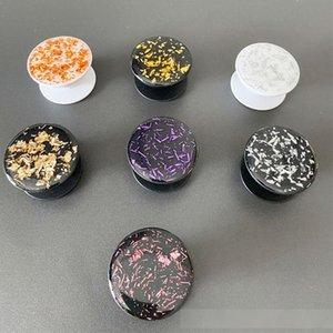 Alta Qualidade Soft Shell TPU Universal Carro Glitter BLING PHONE TELHO PARA TACKETS TACKETS TACKETS