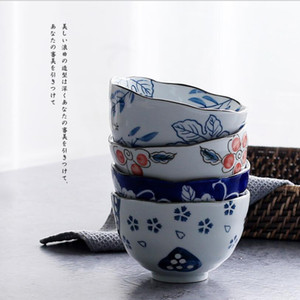 Household ceramic tableware set 6