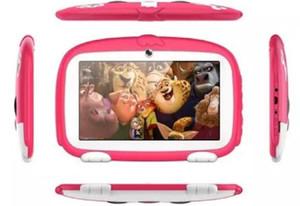 뜨거운 판매 가장 저렴한 가격 공장 도매 7inch 키즈 태블릿 PC 안드로이드 6.0 / 4.0 어린이 스마트 와이파이 태블릿 PC OEM