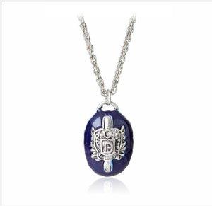 2021 Hot Movie fashion jewelry retro personality necklace zj-1025