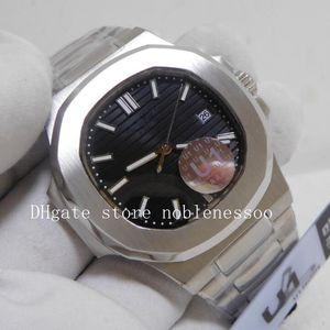 Automatische Uhr Asien Color SC Uhren 3 Dial Cal.324 Weiß Transparent Herren Blau 40mm U1 Fabrik Schwarz Back Edelstahl Armband 57 SFWX