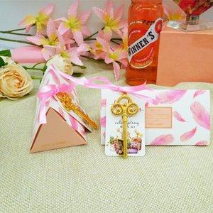 صندوق السكر مثلث النمط الأوروبي عالية الجودة الحلوى حالة الزفاف الزواج المقالات مفتاح زجاجة فتاحة المصنع مباشرة بيع 0 97MY P1