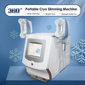 Beauty salon equipment cryolipolysis vaccum handle cryo portable Cool Shape Slimming fat freeze cool shaping machine