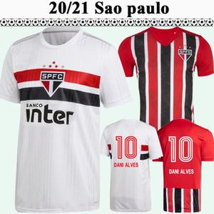 20 21 Sao Paulo para hombre Jerseys de fútbol Nene Peres Jucilei Home Camisetas de Futebol New Club Helinho Pablo Hernanses Everton Football Shirt