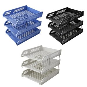Briefablett-Risers-Büroverträge Dokumente Papiere-Dateien Organizer Holder