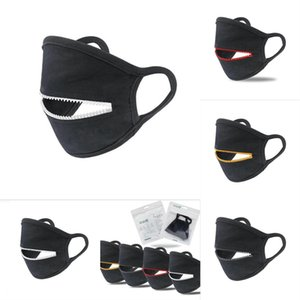 Mouth Masks Protective Man Face Solid Face Mask Women Cycling Cover Fashio Thin Suncreen Zipper Design Mask Dustproof Breathable Et Cjwwg