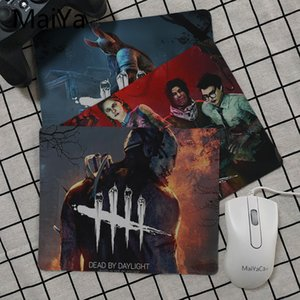 Maiya Top Quality Dead by Daylight Laptop Computer Mousepad Top Selling Wholesale Gaming Pad mouse