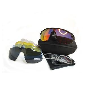 Novo estilo bicicleta executando óculos polarizados ciclismo sol óculos óculos ao ar livre esporte sol óculos bicicleta gafas ciclismo 9442