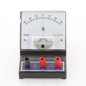 High-frequency Plastic Ammeter, Sensitive Galvanometer, Sensitive Ammeter Detector Analog -30-0-30