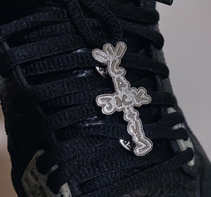 Travis Scott Peripheral Brooch Shoes Backpack Accessories تذكار
