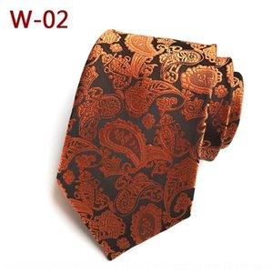 Pilz Nuovo Arrivo moda uomo da donna in seta ricamata in raso poliestere satinato skinny hanky craulico collo libero farfallino cravatta cravatta cravatta