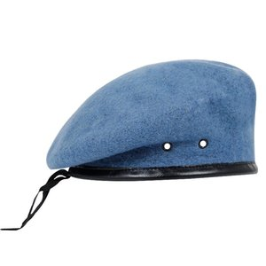 Top Quality Wool Special Forces Berets Caps Mens Army Woolen Beanies Outdoor Breathable Soldier Training Boinas Militar