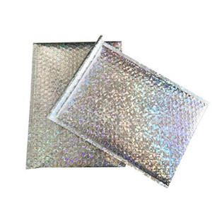 50pcs Cd cvd Packaging Shipping Bubble Mailers Gold Paper Padded Envelopes Gift Bag Bubble Mailing Envelope Bag 15* jllTev