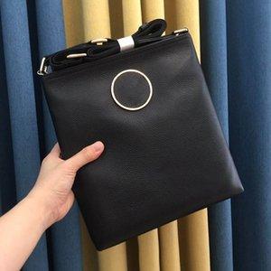 Designer Handtasche Luxurys Handtaschen Hohe Männer Umhängetasche einzigartige High-End Casual Style Bequeme Hand Super Weiche Leder One-Umhängetasche