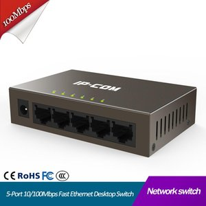 5-Port Fast Ethernet Unmanaged Switch network ethernet switch rj45 lan hub internet splitter hub Plug and Play