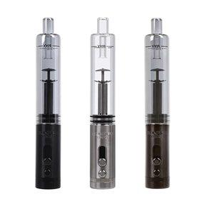100% autêntico sunpipe h20g tubulação de água borbulhadores de vidro fumando tubulação de cachimbo seco vaporizador de cera de erva com fixação de vidro