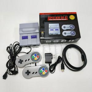 HDTV 1080P OUT TV 821 Game Console Видео портативные игры для SFC NES Games Partsoles Горячие Продажи Детские Семейные игры Machineree DHL Доставка