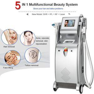 2020 LLLT Multifunzione IPL Laser Depilazione del laser ND YAG Laser Tattoo Rimozione macchina RF Face Lift Elight Opt ShR IPL