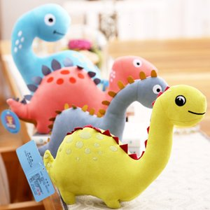 Dinosaur Peluche Peluche Piccolo T-Rex Boy Pillow Ploth Gual Machine Bambola XK7B