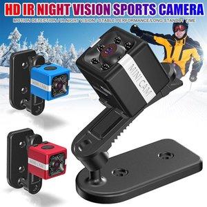 미니 카메라 HD 1080P 카메라 나이트 비전 모션 탐지 광각 홈 오피스 스포츠 NC99
