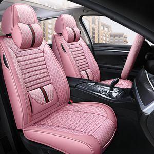 Universal Autositzabdeckung für Volvo V50 V40 C30 XC90 XC60 S80 S60 S40 V70 Zubehör für Mode Fahrzeugsitze Automobile Sitz